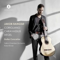 Corigliano, Caravassilis & Siegel: Guitar Concertos