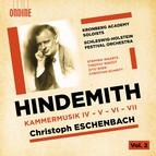 Hindemith: Kammermusik, Vol. 2