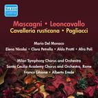 Mascagni, P.: Cavalleria Rusticana / Leoncavallo, R.: Pagliacci (Del Monaco, E. Nicolai, Protti, Ghione, Erede) (1953-1954)