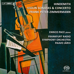 Hindemith - Works for violin