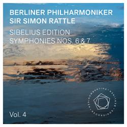 Sibelius Edition, Vol. 4: Symphonies Nos. 6 & 7