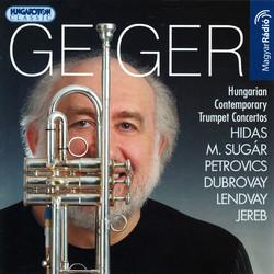 Contemporary Hungarian Trumpet Concertos