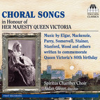 Choral Concert: Spiritus Chamber Choir - Goodhart, A.M. / Somervell, A. / Lloyd, C.H. / Elgar, E. / Stanford, C.V. / Bridge, F. / Stainer, J.