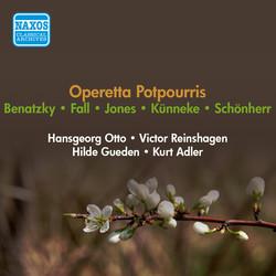 Operetta Potpourris (1951-1952)