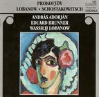 Prokofiev, S.: Flute Sonata, Op. 94 / Lobanov, V.: Clarinet Sonata, Op. 45 / Flute Sonata, Op. 38 / Shostakovich, D.: 4 Waltzes