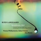 Langgaard: Symphonies Nos. 2 & 6 - Gade: Tango jalousie
