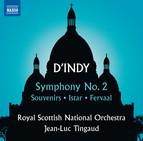 D'Indy: Symphony No. 2, Souvenirs, Istar & Fervaal