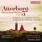 Atterberg: Orchestral Works, Vol. 5
