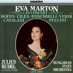 Marton, Eva: Soprano Arias and Opera Excerpts - Live in Concert 1988