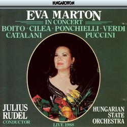 Marton, Eva: Soprano Arias and Opera Excerpts - Live in Concert 1988