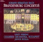 Bach, J.S.: Brandenburg Concertos, Bwv 1046-1051