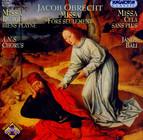 Obrecht: Missa De Tous Biens Playne / Missa Cela Sans Plus / Missa Fors Seulement