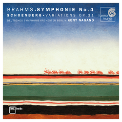 Brahms: Symphonie No. 4 - Schoenberg: Variations, Op. 31
