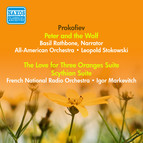 Prokofiev, S.: Peter and the Wolf / the Love for 3 Oranges Suite / Scythian Suite (Stokowski, Markevitch) (1941, 1955)