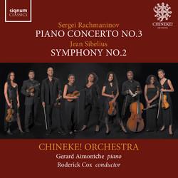 Sibelius: Symphony No. 2, Op. 43 - Rachmaninoff: Piano Concerto No. 3, Op. 30