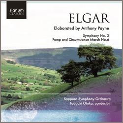 Elgar, E.: Symphony No. 3 / Pomp and Circumstance March No. 6 (Elaborated A. Payne)