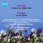Honegger, A.: Roi David (Le) / Stravinsky, I.: Histoire Du Soldat Suite (Ansermet) (1956)