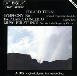 Tubin - The Symphonies, Symphony No. 1 & 5