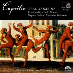 Capritio - Instrumental Music from 17th Century Italy