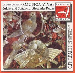 Bach: Concertos for Cello and Orchestra