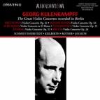 The Great Violin Concertos Recorded in Berlin