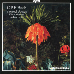 C.P.E. Bach: Sacred Songs