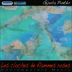 Pinter: Cloches De Flammes Roses (Les) / Ekide and Monici / Grumbled Angel / Etude at Dawn / If East Is Glistening