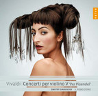 Vivaldi: Concerti per violino, Vol. 5, 'Per Pisendel'