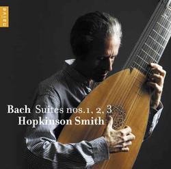 Bach: Cello Suites Nos. 1-3