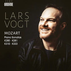 Mozart: Piano Sonatas K280, K281, K310 & K333