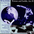 Wagner: Tristan und Isolde, Act II