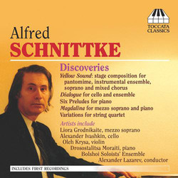 Schnittke: Discoveries