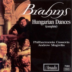 21 Hungarian Dances