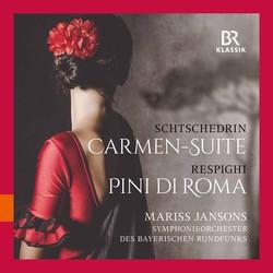 Rodion Shchedrin: Carmen Suite – Respighi: Pini di Roma (Live)