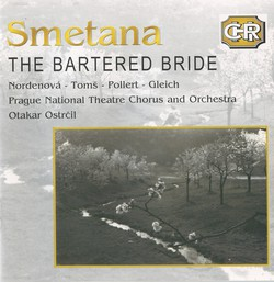 Smetana: The Bartered Bride (1933)