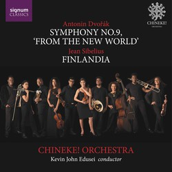 Dvořák:Symphony No. 9, From the New world - Sibelius: Finlandia