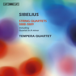 Sibelius - String Quartets 1888-1889