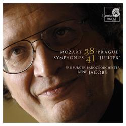 Mozart: Symphonies No. 38