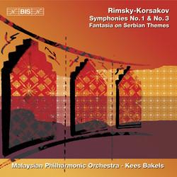 Rimsky-Korsakov - Symphonies No.1 & No.3