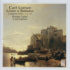 Loewe: Lieder and Balladen, Vol. 16