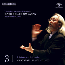 J.S. Bach - Cantatas, Vol.31 (BWV 91, 101, 121 and 133)