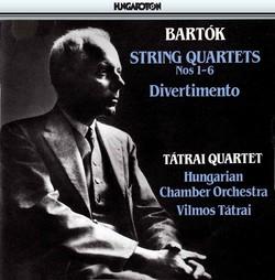 String Quartets Nos. 1-6, Divertimento