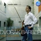 Dvorak & Barber: Violin Concertos