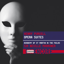 Purcell: Opera Suites