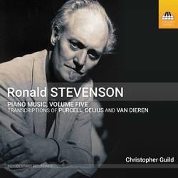 Stevenson: Piano Music, Vol. 5