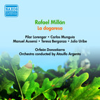 Millan, R.: Dogaresa (La) [Zarzuela] (Lorengar, Berganza, Ausensi, Argenta) (1955)