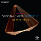 Shostakovich & Schnittke – Piano Trios