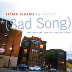 Phillips, Esther: Fa Fa Fa (Sad Song)