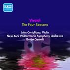 Vivaldi, A.: 4 Seasons (The) (Corigliano, Cantelli) (1955)