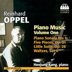 Oppel: Piano Music, Vol. 1